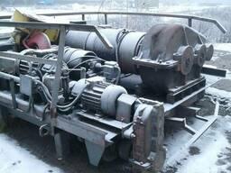 Телега мостового крана 10 тонн