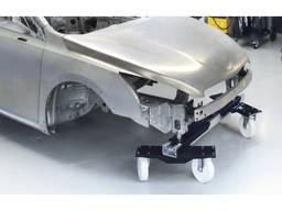 Тележка для транспортировки аварийных автомобилей 1, 2т GYS