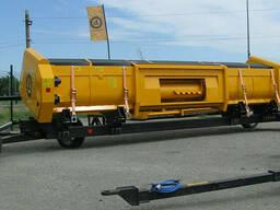 Тележка для транспортировки жаток универсальная ТЖУ