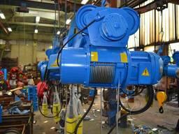 Тельфер 2т Болгария 2 тонны 24м таль электрическая Т10452