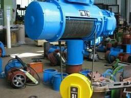 Тельфер 5т Болгария 5 тонн 6 метров таль электрическая цена