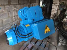 Тельфер электрический 5 тонн 6 м Болгария Т10612