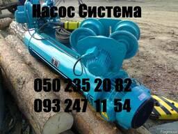 Тельферы Тали Болгария электрические 1т на 24м Т 10352