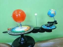 Теллурий - демонстрационная модель (Модель Солнце-Земля-Луна