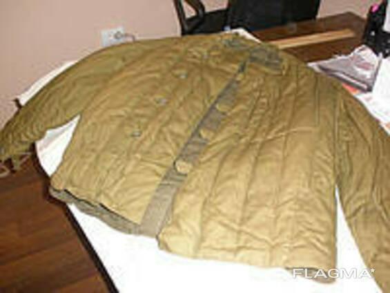 Телогрейка ватная со штанами