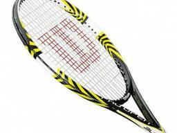 Тениисная ракетка Wilson Pro Open BLX (100)