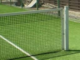 Теннисные стойки для корта, сетки, фоны, вышки судейские