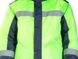 "Теплая куртка ""Габарит"""