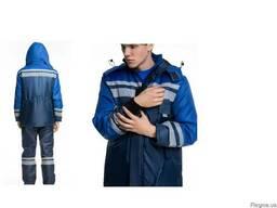 """Теплая рабочая куртка """"Карпаты"""""""