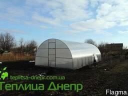 Теплица из поликарбоната 5х3х12
