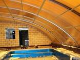 Теплицы, навесы, крыши, козырьки, парники из поликарбоната - фото 3