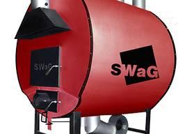 Теплогенератор твердопаливний котел SWaG твердотопливный
