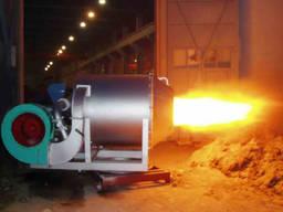 Теплогенерирующая установка на пылеугольном топливе.