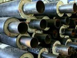 Труба сталева в Спіро оболонці 42/110 мм