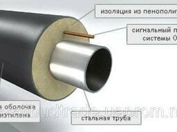 Труба теплоизолированная Ø89/160 мм в полиэтиленовой (ПЕ) оболочке
