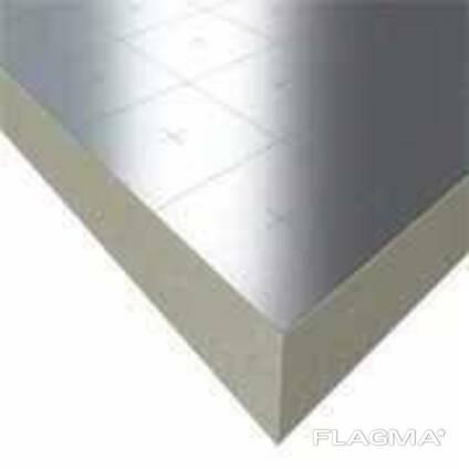 Теплоизоляционные плиты PIR 40мм алюминевая бумага