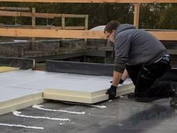 Теплоизоляционные плиты PIR (пир) бумага\бумага 50мм