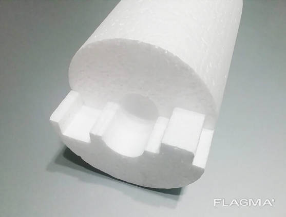 Теплоізоляція для труб (утеплитель для труб)