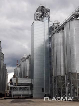 Теплообменник для зерносушилки 1,5 МВт (пр. газ, пропан, дизтопливо)
