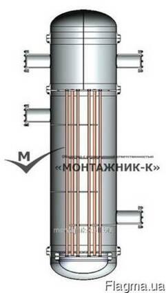 Теплообменник тп цена Кожухотрубный теплообменник Alfa Laval ViscoLine VLM 37x14/129-6 Хабаровск
