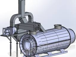 Теплообмінник повітряний ТАУ-1, 5