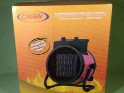 Тепловая пушка Crown 3 кВт