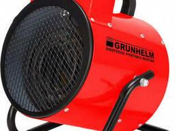 Тепловая пушка Grunhelm GPH3000 тэновая круглая 3 квт