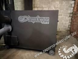 Тепловой генератор с мощностью 1500 кВт