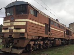 Тепловоз 2ТЭ10У (локомотив 2ТЕ10У), 2ТЭ10 (2ТЕ10)
