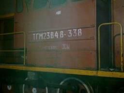 Тепловоз ТГМ 23В