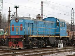 Тепловоз ТГМ-4