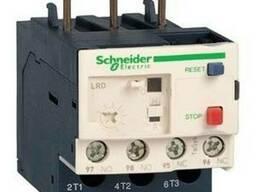 Тепловые реле серии Tesys от Schneider electric