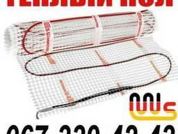 Теплый пол кабельный в стяжку Warmstad 1,2 м2
