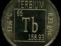 Тербий металл оксид