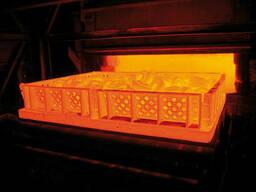 Термическая обработка металлических деталей