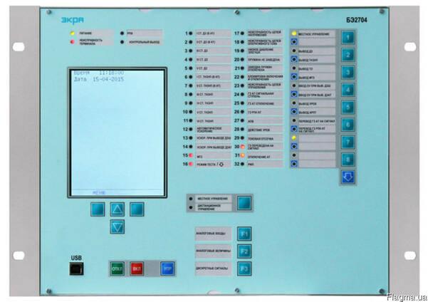 Терминалы релейной защиты и автоматики типа БЭ2704
