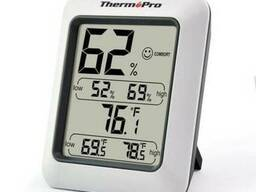 Термо-гигрометр ThermoPro TP-50 (-50°C . .. 70°C; 10%. .. 99%)