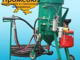 Термоабразивное оборудование, термопескоструйка ТАУ-100.