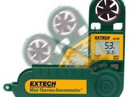 Термоанемометр гигро мини Extech 45158 в наличии