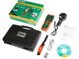 Термоанемометр ИК термометр Extech HD300