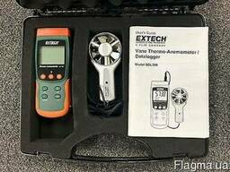 Термоанемометр/регистратор Extech SDL300