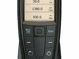 Термоанемометр testo 480, Анемометр testo 480, testo 480, Измеритель параметров. ..