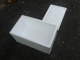Термобокс, пенопластовый ящик, ящик холодильник