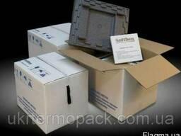 Термобокс, термоконтейнер, холодильник. Softbox. 40 литров
