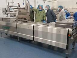 Термоформер для рыбных изделий Scandivac