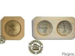 Термогидрометр для бани