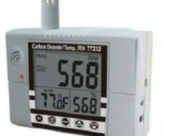 Термогигрометр / газовый детектор CO2 - AZ-77232