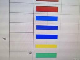 Термохромная краска для ткани, меняющая цвет от нагрева