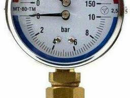 Термоманометр МТ-80-ТМ