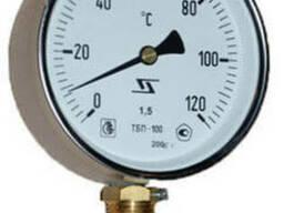 Термометр биметаллический ТБП